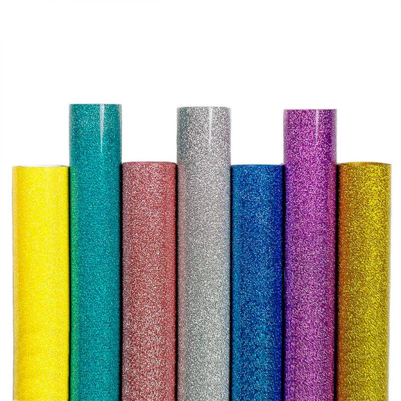 Vinilo Textil Siser Glitter Moda 2